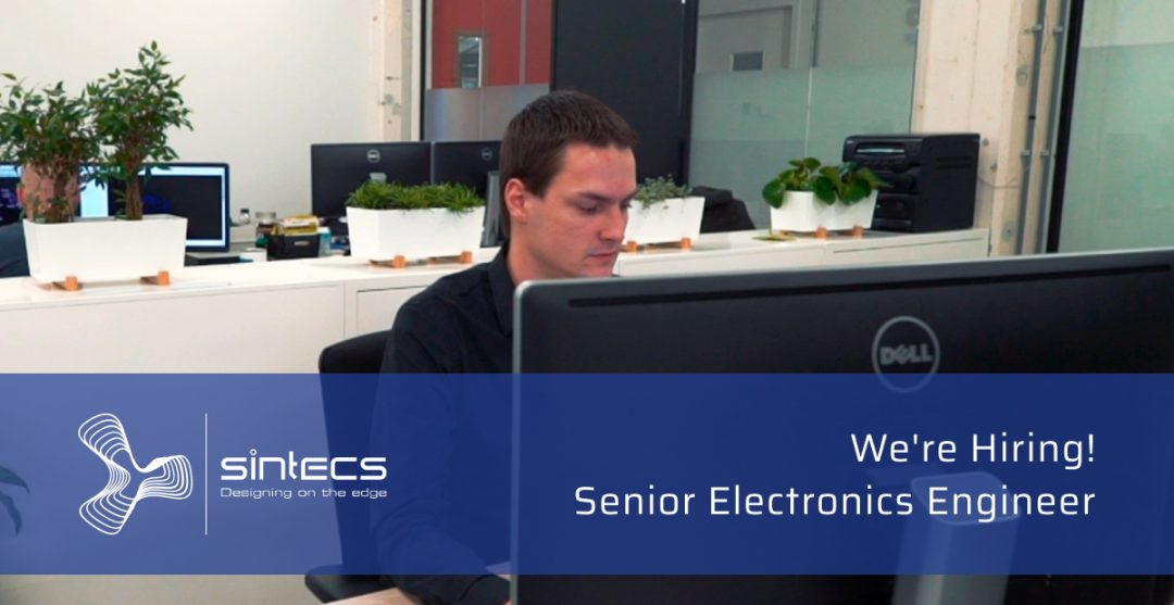 Senior Electronics Engineer