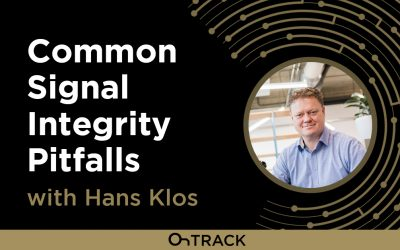 SI Pitfalls Altium Podcast with Hans Klos