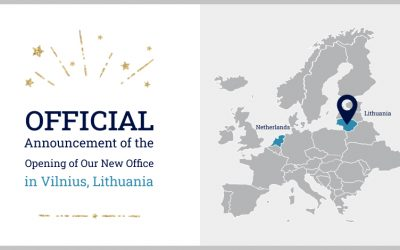 New Office in Vilnius, Lithuania